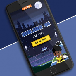 Gatorade: Serena Williams' Match Point [image] Digital Advert by TBWA\Chiat\Day Los Angeles