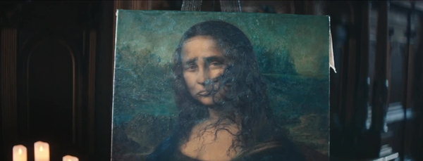 Midea BreezeleSS+: Sad Mona Lisa Film by F5 Shanghai, Section 80