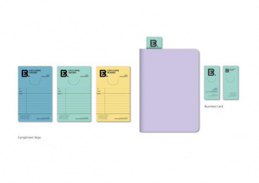 Exclusive Books: Exclusive Books Corporate Identity, 3 Design & Branding by Switch