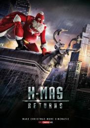 Sky cinema HD: X-Mas Returns Print Ad by Grey United Milan