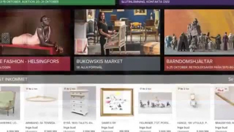 Red Cross: Bukowskis for the Red Cross Case study by Faltman & Malmen Stockholm