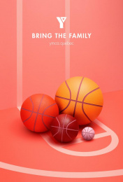 YMCA: Basketball Outdoor Advert by Ogilvy Montreal
