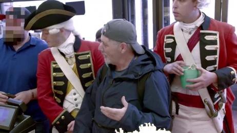 New England Revolution: Tea Act Film by Arnold Worldwide Boston, Mirror Films