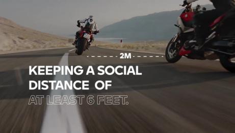 BMW Motorrad: Let's be riders Film by MullenLowe SSP3 Bogota