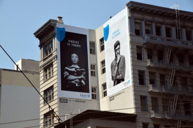 Blue Shield Of California: Choice Is Yours, 1 Outdoor Advert by Butler, Shine, Stern & Partners San-Francisco