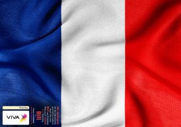 Viva: Adjustments Flags for Roaming, 1 Print Ad by Memac Ogilvy & Mather Dubai