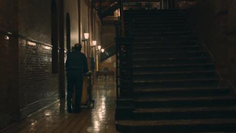 Enstrom: Jolly Janitor Film by Vladimir Jones