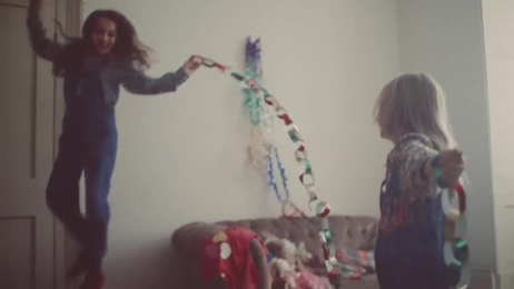 House Of Fraser: Bring Merry Back Film by 18 Feet & Rising London, Moxie Pictures