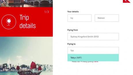 Qantas: Qantas Out Of Office Travelogue [short version] Digital Advert by The Monkeys