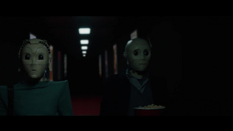 Cinemark Hoyts: ROBOT Film by Geometry Global Buenos Aires, Primo Buenos Aires