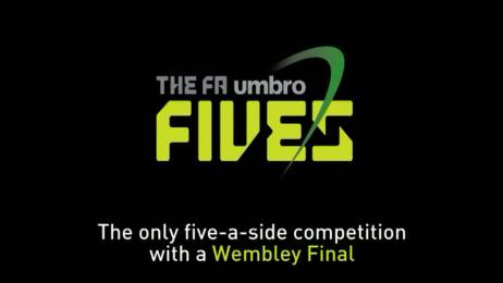 Umbro Fives: Dave Bloke, Wembley Legend Film