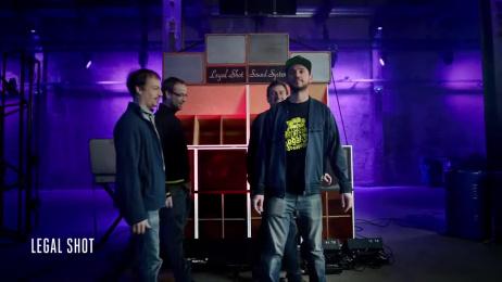 Desperados: Watt The Frequency Film by WE ARE Pi