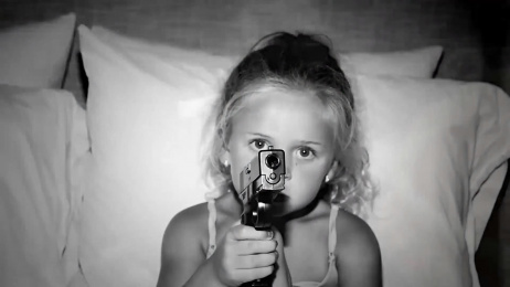 The Brady Campaign: Toddlers Kill, 2 Film by Craft, McCann New York