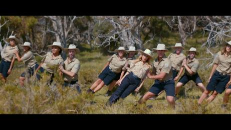 Tourism Australia: Matesong, 1 Film by M&C Saatchi Sydney, Revolver/Will Orourke