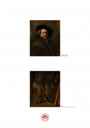 Kiwi: Rembrandt Print Ad by Ogilvy & Mather Chicago