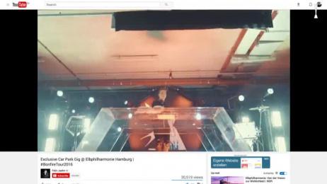 The Elbphilharmonie Hamburg: The Elbphilharmonie Turnaround Film by Jung Von Matt/Alster Hamburg