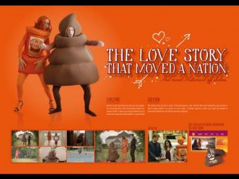 Metamucil: Poo Romance [image] Film by Mccann Health Sydney, Truce Films