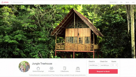 Airbnb: Treehouse Film by Pulse Films Ltd, TBWA\Chiat\Day USA