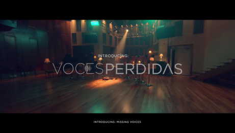 Voces de la Ausencia: Voces Perdidas, 2 Case study by Archer Troy Mexico
