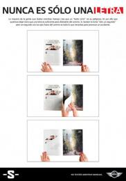MINI: Skunk Print Ad by Publicis Mexico
