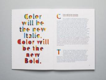 De Buitenkant Publisher: Novo Typo Color Book, 1 Design & Branding by Novo Typo
