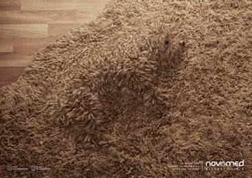 Novomed: Hidden Allergy, 2 Print Ad by Impact BBDO Dubai