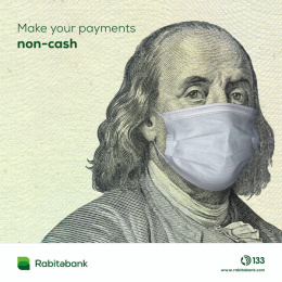 Rabitabank: Cashless, 3 Digital Advert by Endorphin Baku