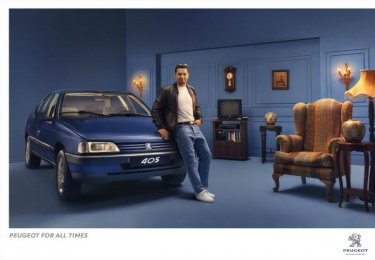 Peugeot: Peugeot for all times, 2 Print Ad by Kijamii Cairo