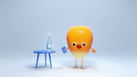 Tesco: Poppy the Corn: Soda Film by Rothco Dublin