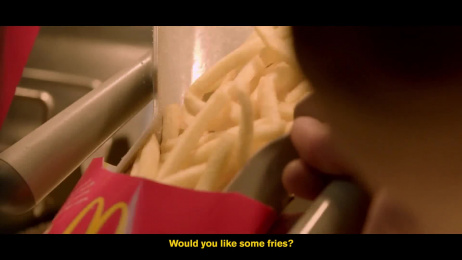 McDonald's: Drive-Thruck Ambient Advert by DPZ Sao Paulo