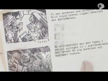 Guldbaggen: THE ADVENTUROUS JOURNEY OF AN ENVELOPE Direct marketing by Lowe Brindfors Stockholm