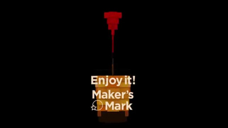 Maker's Mark: Display Movie - Sphere Film by Hakuhodo Tokyo, SIX Tokyo, Tohokushinsha Film Corporation
