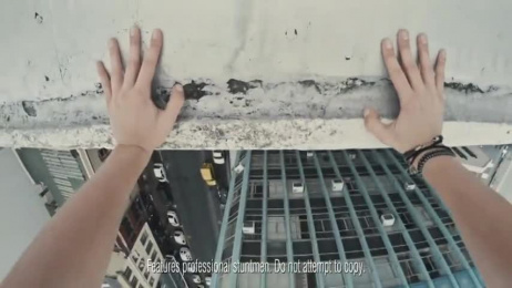 Wrangler: Wild City - Jogg Jeans Film by Hurricanes, WE ARE Pi