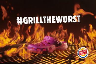 Burger King: Grill The Worst, 2 Print Ad by Etcetera Amsterdam, Vigics