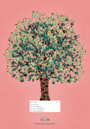 Ecosia: Justin and Selena Print Ad by Team collaboration