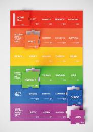 Miller Lite: Pride Coaster Poster, 2 Design & Branding by J. Walter Thompson Toronto, Juniper Park \ TBWA