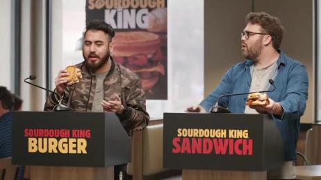 Burger King: Burger King Film by Mullen Boston