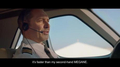 Renault: The Plane Film by Publicis Conseil Paris