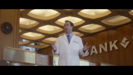 Aspen Dental: Bank Film by Crispin Porter + Bogusky Miami, Plus Productions