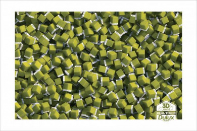 Dulux: Olive Finish Print Ad by Taproot Mumbai