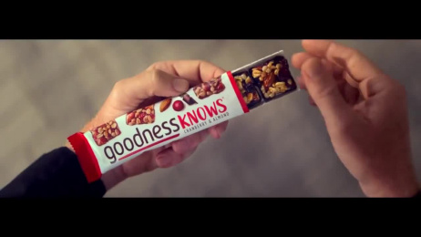 goodnessknows: Mr Nasty Film by AMV BBDO London