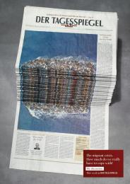 Der Tagesspiegel: Refugees Print Ad by Scholz & Friends Berlin