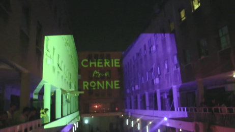 Cherie & Renno: Interview With A Drunk Viola Film by Team collaboration