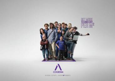 Cogedim: Technology Print Ad by Babel Paris