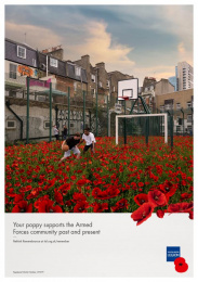 The Royal British Legion: Rethink Remembrance, 8 Print Ad by Unit 9 London, Y&R London