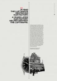 Vertex: Luftwaffe Print Ad by Grey London