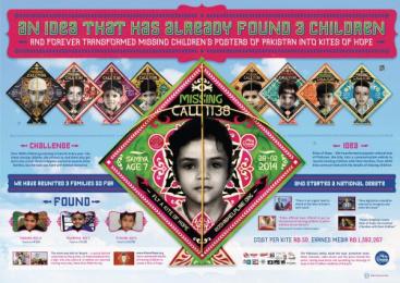 Roshni: Kites Of Hope Case study by Spectrum Y&R Karachi, Y&R Singapore