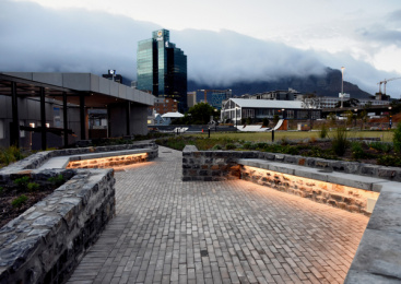V&a Waterfront: Battery Park, 6 Print Ad by dhk Architects