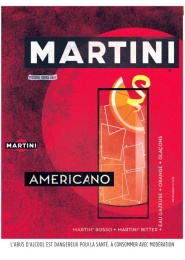 Martini: MARTINI, 2 Print Ad by Oppermanweiss