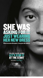 Australian Government: Girl Print Ad by BMF Australia